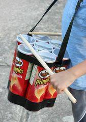 Pringles Dosen machen: 101+ DIY DIY-Ideen   – diy