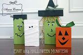 Halloween Ideen Kindergarten, Halloween Ideen für Kindergarten Klasse, Halloween …