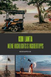Koh Lanta Tipps – Highlights, Strände und Insidertipps