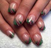 50 Modern Christmas Nails Ideas #hair #love #style #beautiful #Makeup