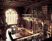 In Großbritanniens unglaublichsten Bibliotheken – #Bibliotheken #Großbritanniens #library #unglaub…