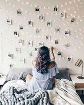 49 Easy and Cute Teen Room Decor Ideas for Girl – decordiyhome.com/last