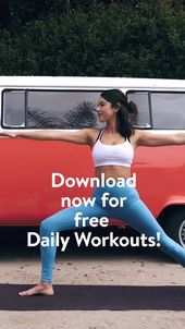 Yoga Inspired Fitness App: We believe amazing results should be possible without... 1