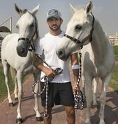 Prince Fazza Hamdan Of Dubai In 2020 Prince Riding Helmets Horses