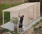 Garten Ideen: 30 Frisch Gartenhaus Anbau Selber Ba…