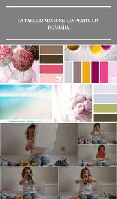 5 outils pour trouver votre palette de #couleurs #blogdesign #blogging… Outils…