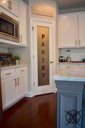 Upgrade Your Pantry Door   JENRON DESIGNS