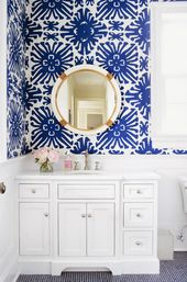 Unique Powder Rooms to Inspire Your Next Remodeling