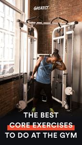 The Most Effective Core Moves to Do at the Gym | Ectomorph Home Workout Plan | Mesomorph wome…