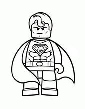 Lego Coloring Pages Coloring Page Drawing Printable Nº 7 Lego