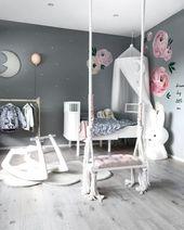 Sie möchten Ihrer Tochter ein schönes Zimmer einrichten? Mit unseren Tipps für …   – Babys