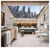 54 atemberaubende Ideen für modernes Containerhausdesign für ein komfortables Leben jeden Tag 16 – Patricia Clowers   – Badezimmer