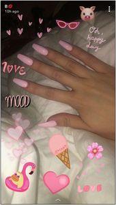 73 acrylic nail designs of glamorous women of the summer season season web page 67 | Armaw…