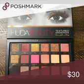 Huda Magnificence Textured Rose Gold Palate Used as soon as. Simply wasn't for me. HUDA BEAU…