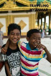 Allein reisen in Myanmar – 7 Dinge, die ich über das Goldene Land gelernt habe