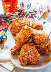 Sweet Tea Fried Chicken Recipe I even made sure that a summer cross-country road…