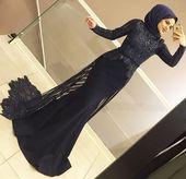 2019 hijab-klänningsmodeller och priser – charmiga kvinnor