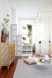 Small room: innovative ideas and tips for decoration