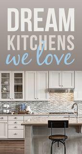 Dream Kitchens We Love  Richmond American Homes  New Home Photo Pleasing Kitchen Design Richmond Review