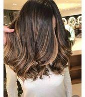 38 braune haarfarben ideen für den winter 2019 38 | updowny.com #brownhairbalayage