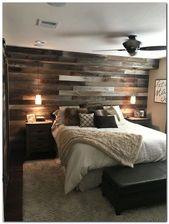 35 kleine Schlafzimmer Ideen für Paare Dekor #sma…