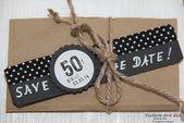Speichern Sie das Datum für Ihren 50. Geburtstag   – treibholzeffekt