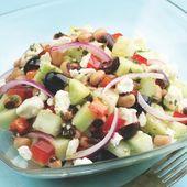 Healthy Greek Salad Recipes