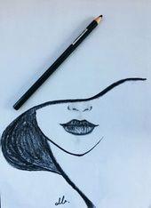 50 coole und einfache Dinge zum Zeichnen, wenn Sie sich langweilen   – zeichnen