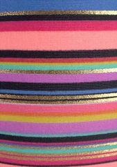 HOMEBOY BEACH Top 'Kuba' Damen, Mischfarben / Pink, Größe 40 C