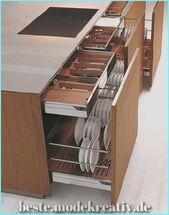 64 atemberaubende einzigartige Küchenentwürfe für Ihre Wohnung