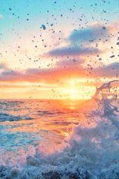 Die Besten Dieser Sonnenuntergang lässt Sie die ganze Zeit entspannen