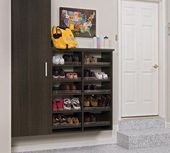 Today we're showing off some beautiful ways to organize your shoe collection a…