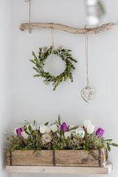 Mit Frühlingsblumen in den März und Teegewinner – Ostern   backen, basteln, DIYs
