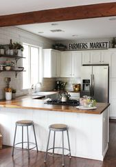Small Space Living Series- Mini Series with TWO Kitchens