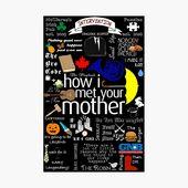 'wie ich deine Mutter traf' Poster von vgreen3