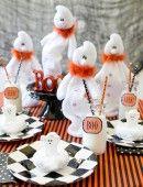 Veranstalten Sie dieses Halloween eine Boo Breakfast Ghost Party für die Kinder! Pizzazzerie.com