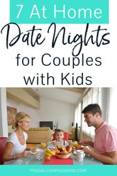 37 At-Home Date Night Ideas for Married Couples [No TV]