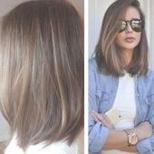 27 Long Bob Haircuts for Thick Hair To Get Inspired 2019, Long Bob Haircuts Long haired haircut, popular since ancient Egypt. Easy to care, suitable f...