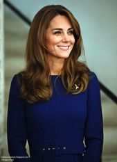 Duchess Kate: The Cambridges Attend National Emergencies Trust Launch