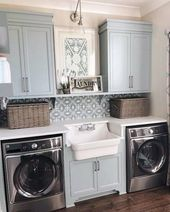 Photo of 30+ incredibly inspiring ideas for country style laundry – best home decor
