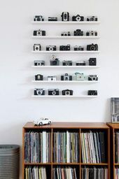 Photo of Decorate with vinyl records – 60 photos, inspiration and ideas – New decoration styles