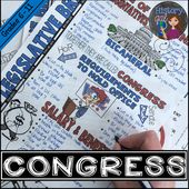 Legislative Department (Congress) Doodle Notes