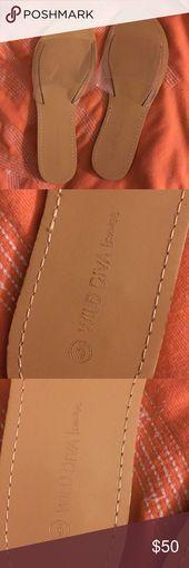 Measurement 6 clear trend nova sandals Purchased from trend nova. Model new. Measurement 6. M…
