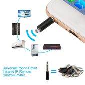 Universal 3.5mm Mini Smart Remote Control