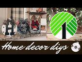 (180) Dollar Tree Christmas DIY 2019 | Easy Christ…