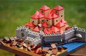 Microscale – Medieval City