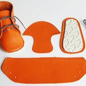 very cool. First Baby Shoes – made with your very own hands