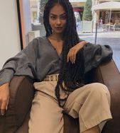 Trendy Braids Twist Black Dreads Ideas