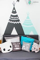 Children's room decoration is such a nice topic :) For my boys I have a …