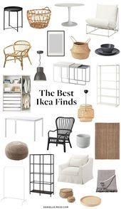 Les meilleurs Ikea trouvent que le look est cher IKEA est une excellente ressource pour le budget …   – home-dekor
